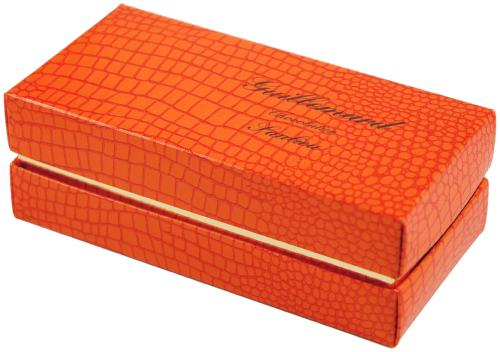 "116 ""croco orange"", écrin 4339"